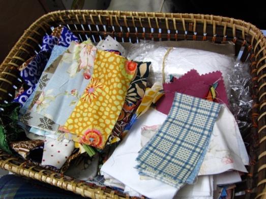 basket of scraps